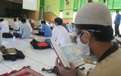 Indahnya Keberagaman, Siswa Muslim dan Non Muslim Kegiatan Dibulan Ramadhan