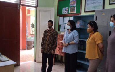 Kunjungan Studi Banding SMP International Leader School